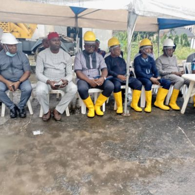 ABIA STATE GOVERNMENT PARTNERS WITH UNITED STATE AGENCY FOR INTERNATION DEVELOPMENT TO REVIVE ARIARIA WATER PROJECT THROUGH THE E-WASH PROGRAM
